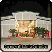 GARAGE EXTERIOR DESIGN IDEA 1.0