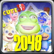 2048 Cute Animals 3D 1.1