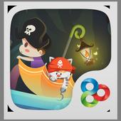 Adventure GO Launcher Theme v1.0