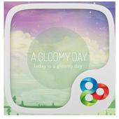 A Gloomy Day GO Launcher Theme 1.0