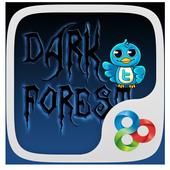Dark Forest GO Launcher Theme 1.0