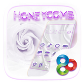 Honeycomb Go Launcher Theme 4.00
