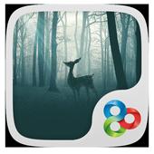 Son Of Forest GOLauncher Theme v1.0