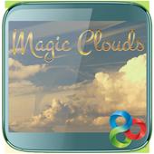 Magic Clouds GO Launcher 1.184.1.1