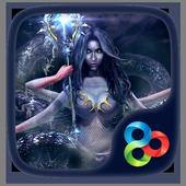 Naga GO Launcher Theme v1.0