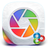 Rainbow Colors GO Launcher 1.184.1.100