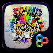 Swing GO Launcher Theme 3.4.0