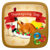 Thanks Giving Day Go Launcher Theme 3.0.0