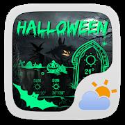 Halloween Theme GO Weather EX 1.0