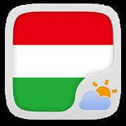Hungary Language GOWeatherEX 1.2