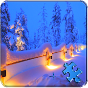 Winter LWP + Games PuzzleGames And WallpapersCasual