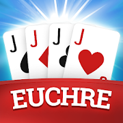 Euchre Free: Classic Card Games For Addict Players 3.7.7