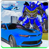 Super Mech Robots War: Laser Car Muscle Transform 1.2