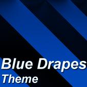 Blue Drapes (Xperia theme) 1.0.0
