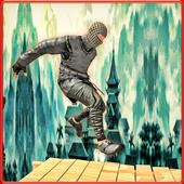 Ninja Warrior Dragon Blade Run 1.2