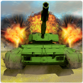 Tank Attack Urban War Sim 3D