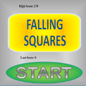 Falling Squares 1