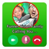 Call Prank Funnel Vision Family 1.0.1