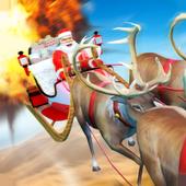 Santa vs. terrorists