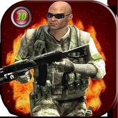 Border Commando Gun War Action Shooting Sniper 3D 1.0
