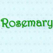 Rosemary Onlineshop 1.0