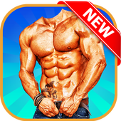 Gym Body Build Photo Maker V2 1.0
