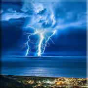 Thunderstorm Lock Screen 1.0