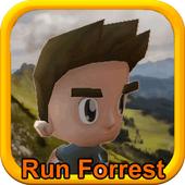 Running Bear: Forrest Run 3D 3