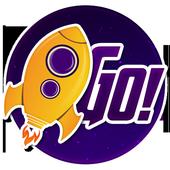 Go Rocket Go: Space Adventure 1.0