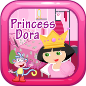 Princess Dora Décoration - Free 1