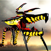 Shoot : The Monster InsectSmart Games Free StudioAction