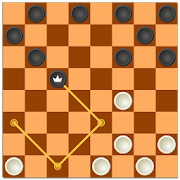 Checkers Online Free 1.01