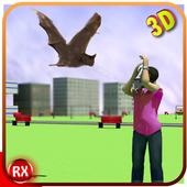 Bat Simulator 3D Attack