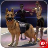 Police Dog vs Zombies Attack