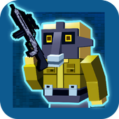 Gun Shoot - Pixel War 3D 1.0