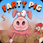 Farm Pig Farty Fart