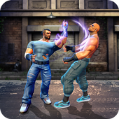 Kung Fu Real Fight: Free Fighting Games 1.0