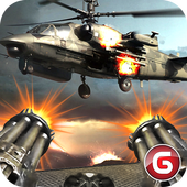 Helicopter Air Battle: Gunship Air Strike Yalghar 1.2