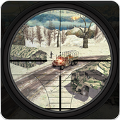 Mountain Sniper Army shooting Real FPS Shooter 1.5