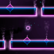 Neon Lights Energy EscapeGrunn GamesAction