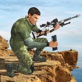 Mountain Sniper Simulator: Shooting Games 2