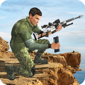 Mountain Sniper Simulator: Shooting Games 2