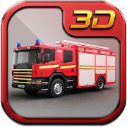 American Fire Fighter Truck 3D 2018DigitalVerxAction