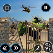 Incredible Monster Army Prison escape: Army Games 1.1