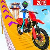 Stickman Bike Stunt Hero-Bike Real Racing BMX 2019 1.0