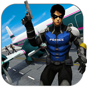 US Plane Hijack Rescue Heroes: Free Action Games 1.0