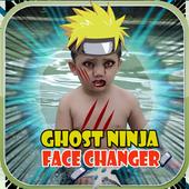 Ghost Ninja Face Changer 1.0