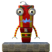 Angry Robot Jumper 2.2 android application apk free