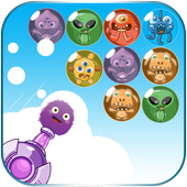 Bubble Shooter Monsters 4.1