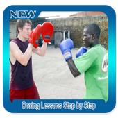 Boxing Lessons Step by Step